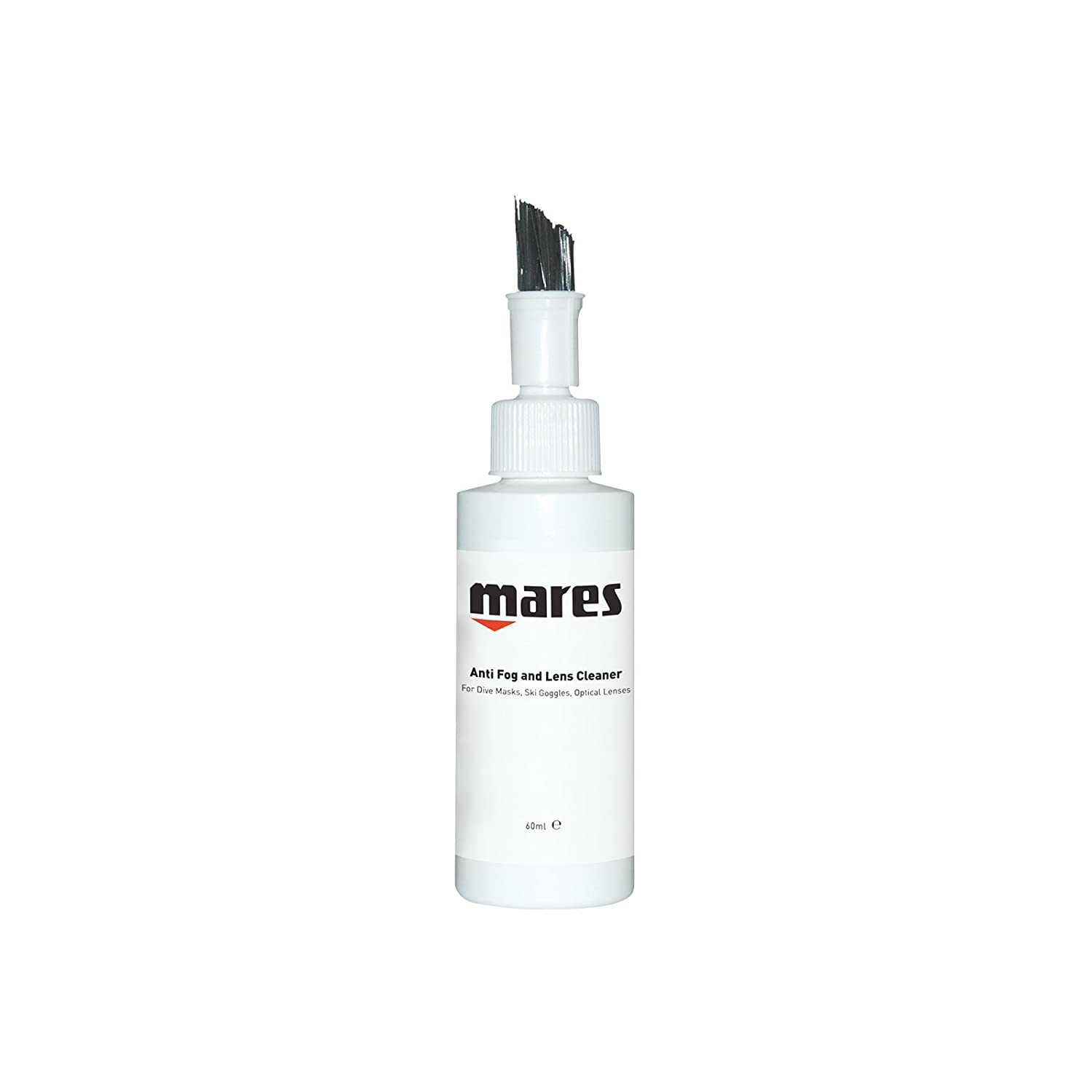 Mares Anti Fog Gel - Limpiador de Lentes, Color Blanco 0792460115041