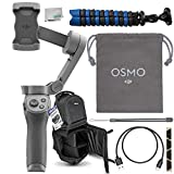 DJI Osmo Mobile 3 Handheld Smartphone Foldable Gimbal Must-Have Bundle - CP.OS.00000022.01