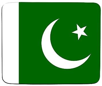 Pakistan Flagge Premium Qualitat Mauspad Maus Pad 5 Dick Amazon