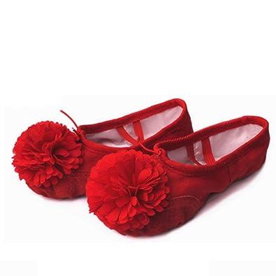 Zapatos de Baile para niños Zapatos de Yoga Zapatillas de ...