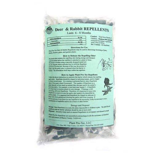 Orcon PP-R50 Plant Pro-Tec Natural Deer And Rabbit Repellent, 50 (Garlic Deer Repellent)