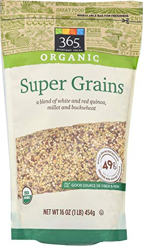 365 Everyday Value, Organic Super Grains, 16 oz (Best Mushroom Barley Soup)