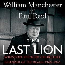 The Last Lion: Winston Spencer Churchill, Volume 3