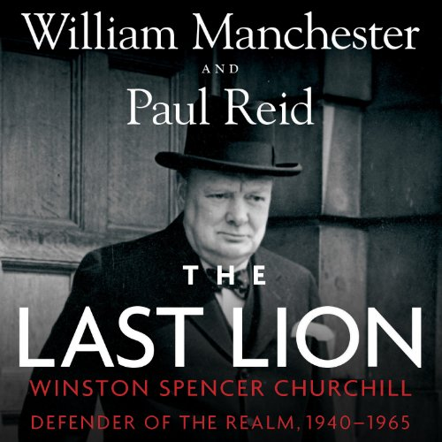 The Last Lion: Winston Spencer Churchill, Volume 3: Defender of the Realm, 1940-1965 Audiobook [Free Download by Trial] thumbnail