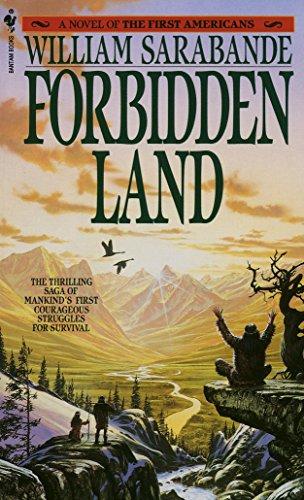 Forbidden Land: First Americans, Book III (Vol 3)
