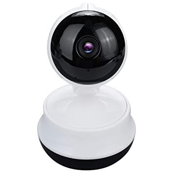 Amazon com : WiFi Webcam WiFi IP Camera Mini V380 HD Kindergarten