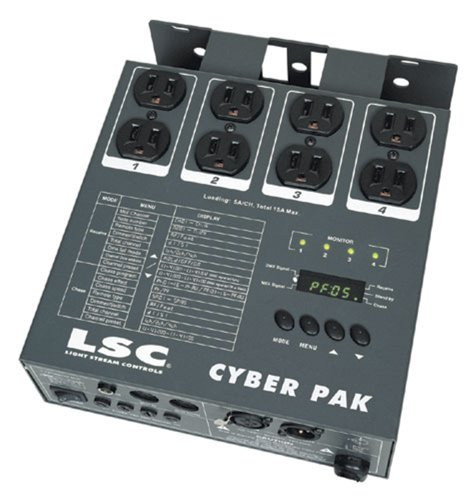 ADJ Products CYBER PAK Stage Lighting Controller (Stage Lighting Pak)