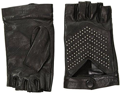 Mackage Women's Swinley Gloves, black, S by Mackage