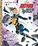 img - for Wasp: Small and Mighty! (Marvel Ant-Man and Wasp) (Little Golden Book) book / textbook / text book