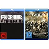 Band of Brothers + The Pacific [Blu-ray Set] Komplette Serien