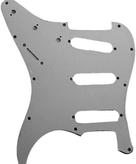Placa para golpeador de guitarra eléctrica ST para Fender Strat ...