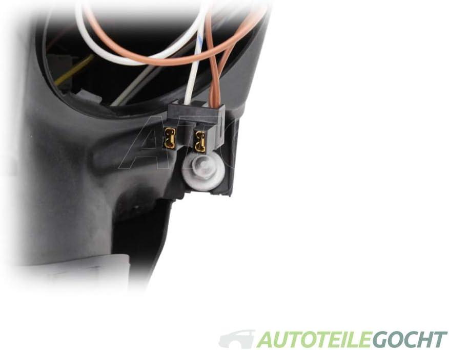 TYC 20-12926-06-9 Hauptscheinwerfer Scheinwerfer Frontscheinwerfer