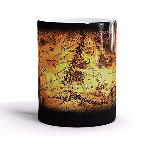 (Marauder's Map Heat Reveal Ceramic Mug, 20 oz (Cup 09))