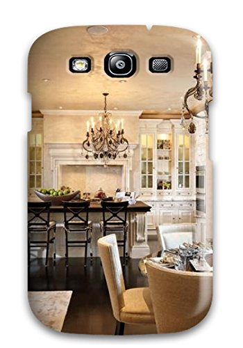 New Arrival Premium S3 Case Cover For Galaxy (glamorous Transitional Kitchen) ()