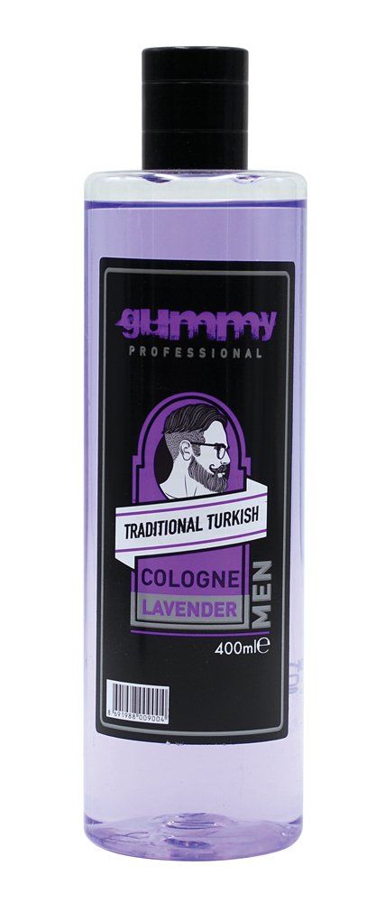 fonex Gummy Eau de cologne Traditional Turkish Water 400ml