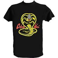 UZ Design Camiseta Cobra Kai Hombre Niño Fan Art Miyagi Do Karate Kid Peliculas 80