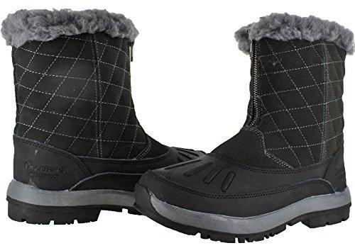 Grey Maryanne Black Boot Womens Winter BEARPAW v5xqXO0