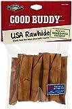 Good Buddy Mini USA Rawhide Rolls, 10 Treats