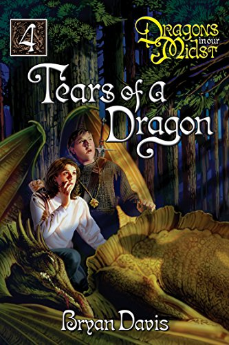 Tears of a Dragon (Dragons in our Midst Book 4)