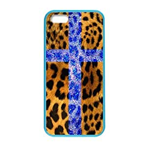 Fashionable Animal Print Protective Shell Leopard Custom Colorful Case for iPhone 5,5s?