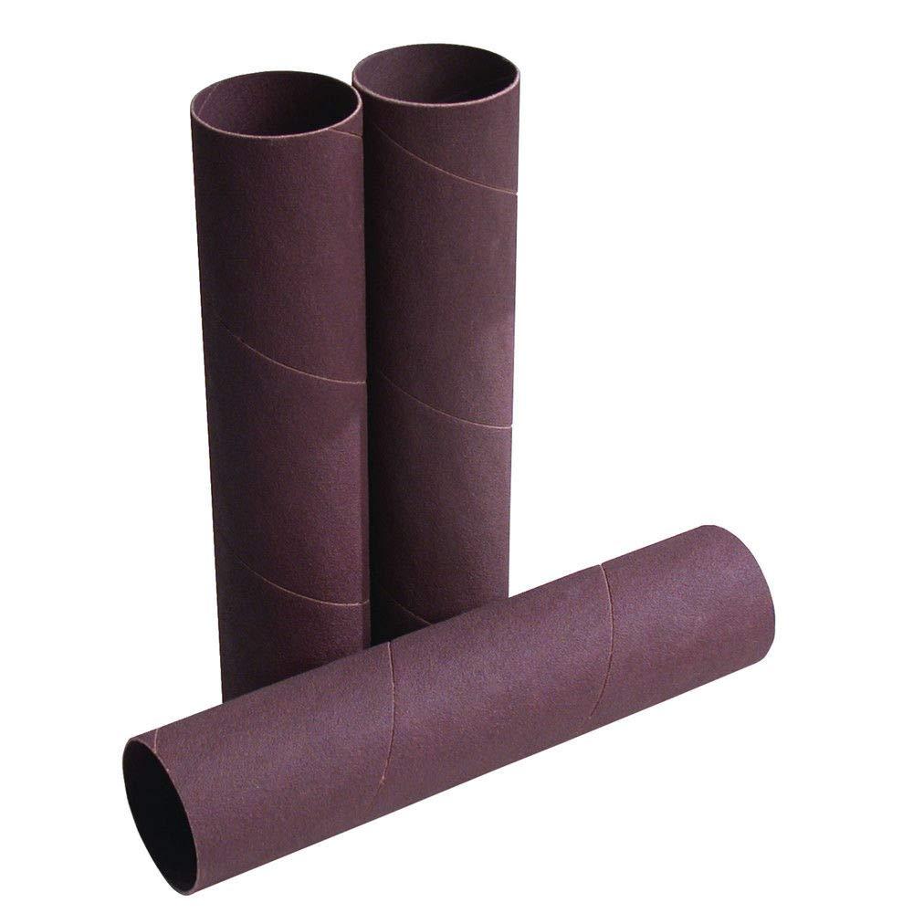 JET 575941 3 in. x 5-1/2 in. 60 Grit Sanding Sleeves (4-Pack)