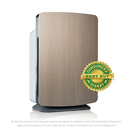 Alen BreatheSmart Classic Large Room Air Purifier - HEPA Fil