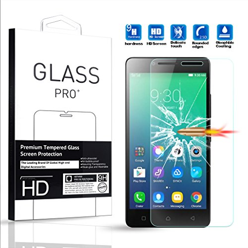 Tempered Glass for Lenovo A6000 Clear - 9