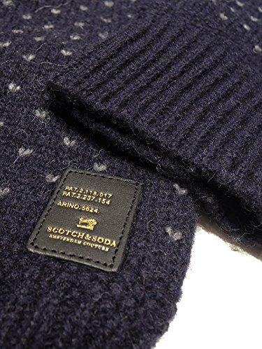 Scotch & Soda Herren Pullover Blau Blau