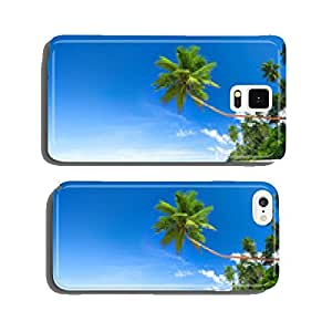 Beautiful Tropical Beach cell phone cover case Samsung S6