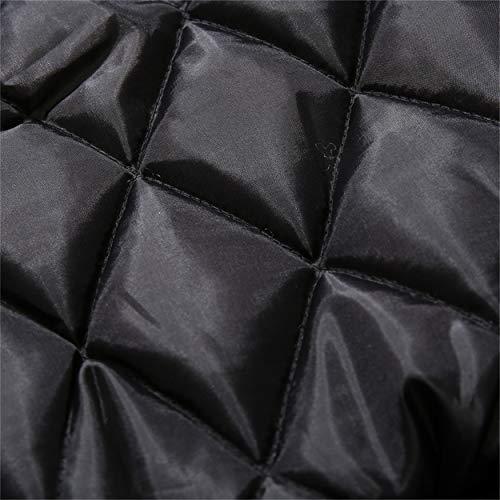 Manteau Bellelove kurz À Pull Manches Outwear Doudoune Garçon Épaississement D'hiver Hommes Blouse Longues Camouflage Top Homme Noir2 88xqwRa