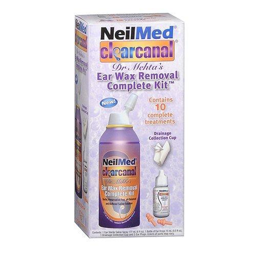 Neilmed Clear Wax - Pack