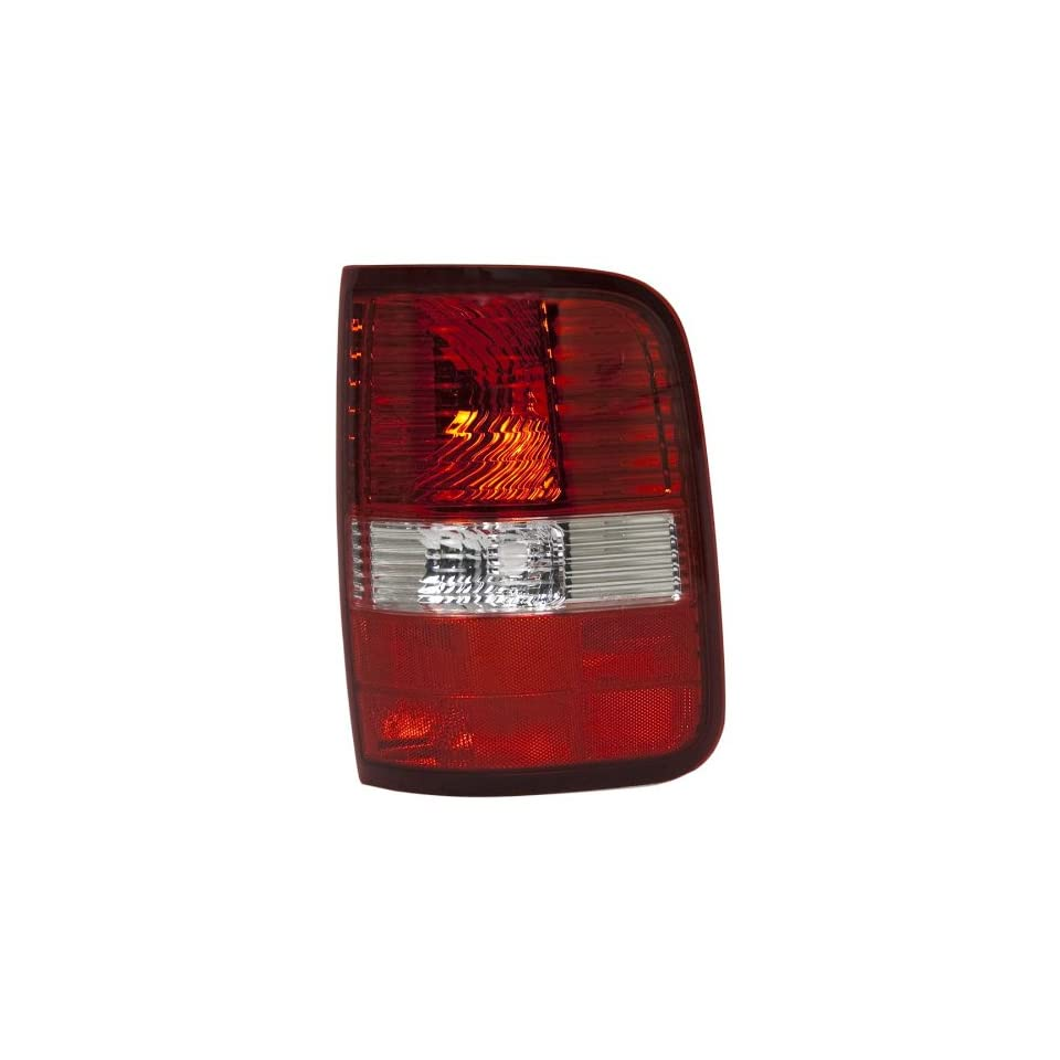 OE Replacement Ford F 150 Passenger Side Taillight Assembly (Partslink Number FO2801182)