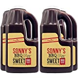 Sonny's Real Pit Bar-B-Q Sweet Bar-B-Q Sauce - CASE PACK OF 4