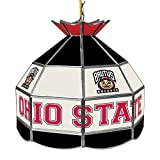 NCAA Ohio State University Tiffany Gameroom Lamp, 16''