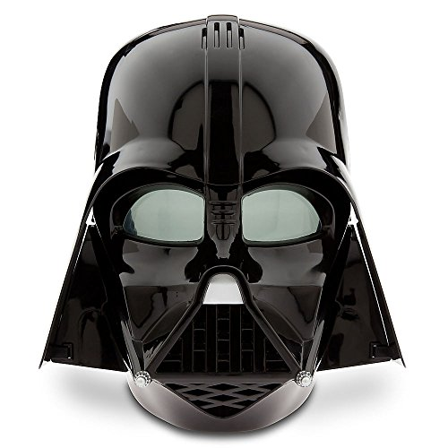 Dark Helmet Halloween Costumes (Star Wars Darth Vader Voice Changing Mask)