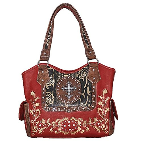 Black And Brown Leather Bags - 7