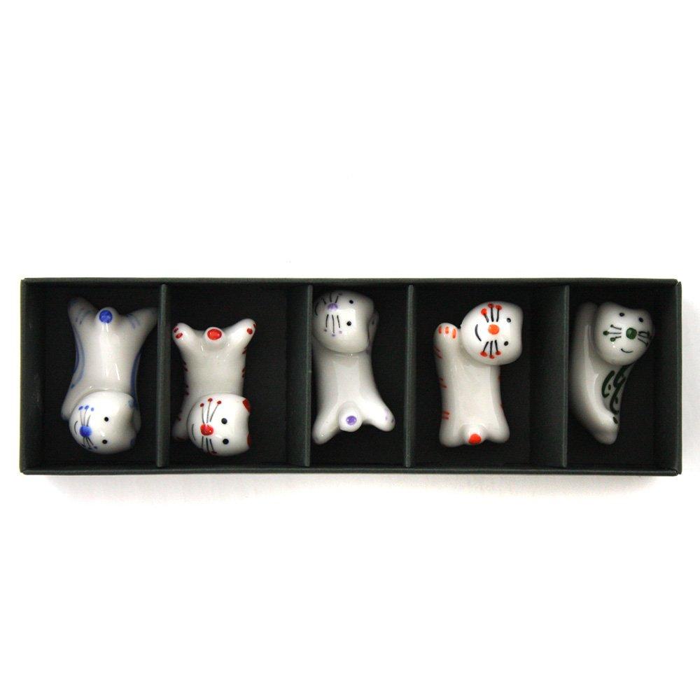 Bacchette Set Regalo di ripiani gatti, Set da pezzi Hao Di 071305 Sunny