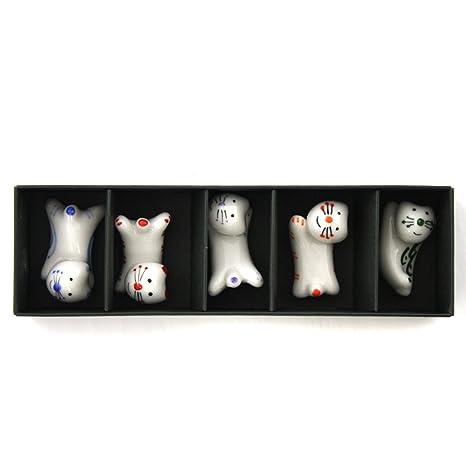 Sunny Palillos estantes Regalo Juego de Gatos, 5 Unidades de HAO 071305