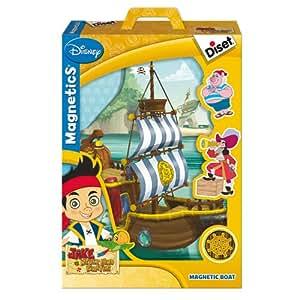 Diset - Magnetic Jake y los piratas del Caribe (46547)
