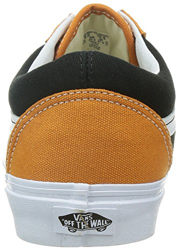 Vans Old Skool - Zapatillas para hombre Amarillo (Yellow/Black)
