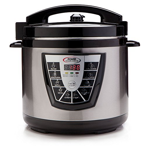 Power Pressure Cooker XL - Best Electric Pressure Cooker