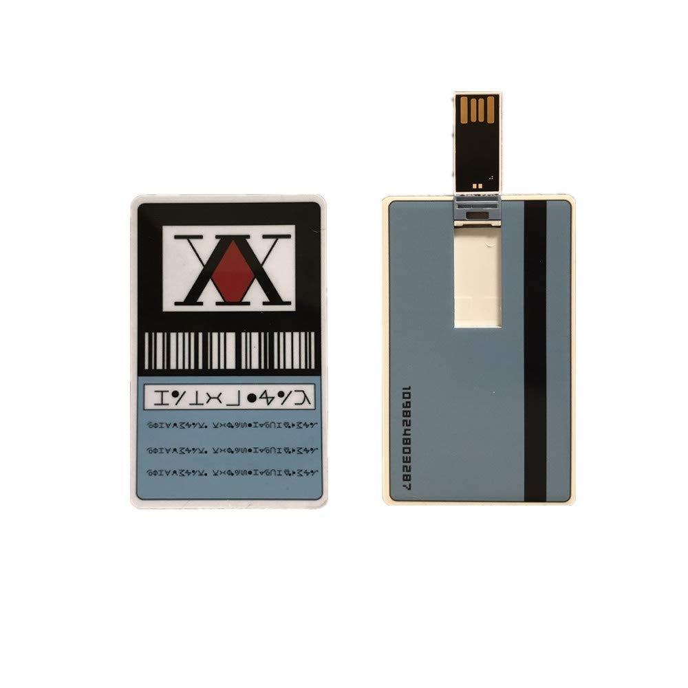 Hunter x Hunter Hunter License Card USB Stick (Blue)