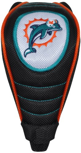 Team Effort Miami Dolphins Utility Headcover ()