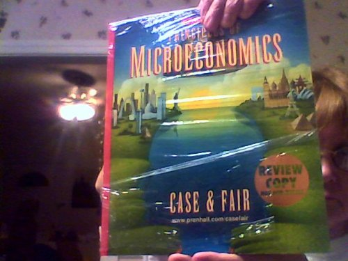 Fifth Edition Principles of Microeconomics