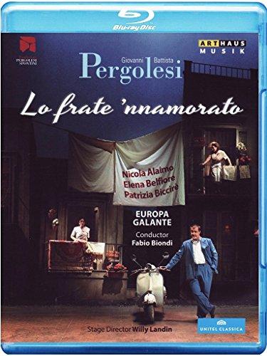 Fabio Biondi - Lo Frate Nnamorato (Blu-ray)