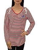 Womens Buffalo Bills Athletic Warm Pullover Hoodie / Sweatshirt
