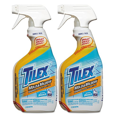 Cleaner Shower (Tilex Mold & Mildew Remover 16 fl oz (pack of 2))