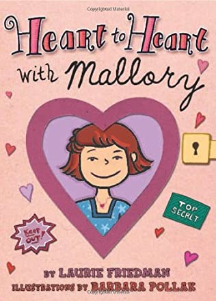 book cover of Heart to Heart with Mallory