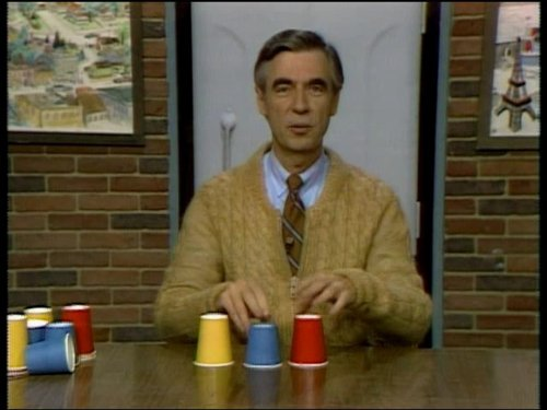 Neighborhood Animals - Mister Rogers Talks About Divorce (#1476) The McFeely's Wedding