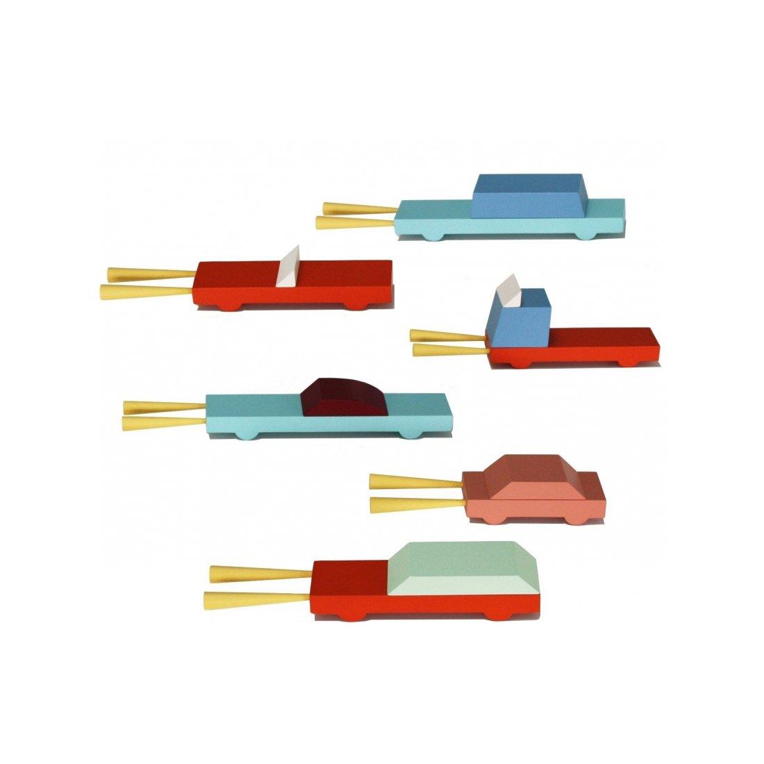 Magis Me Too Design CARtools Multicolour